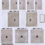 Pintu Rumah Minimalis - Putih